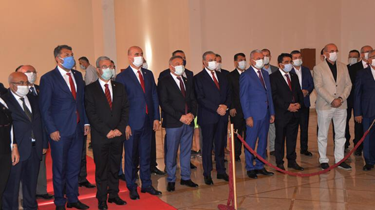 Mersinde 29 Ekim düzenlenen törenle kutlandı