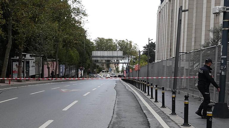 Son dakika... Beşiktaşta elektrik kablolarında patlama