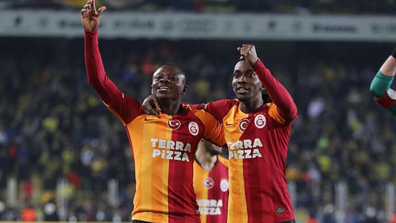 Son dakika - Galatasaraydan şampiyonluk hamlesi 2 transfer birden...