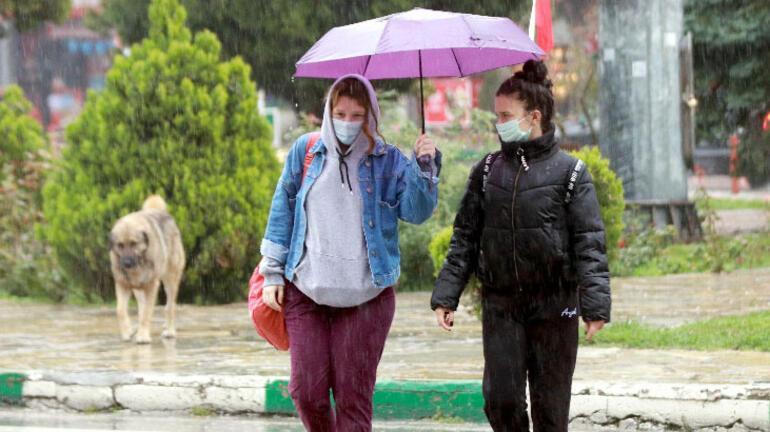 Son dakika...  İstanbul ve 9 il için kritik uyarı Çok kuvvetli geliyor