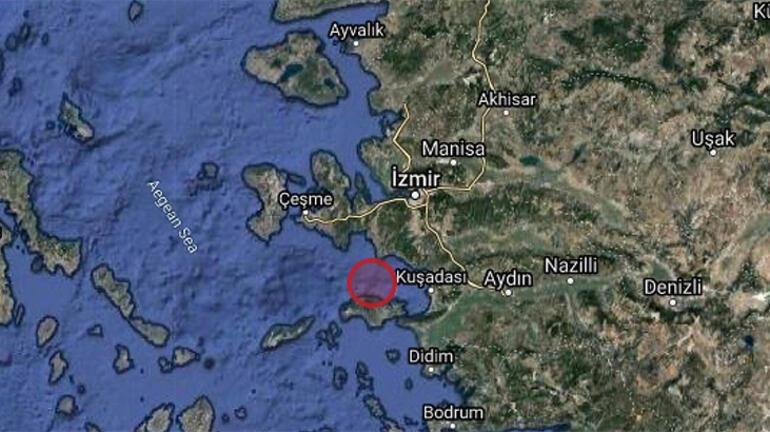 Son dakika: İzmirde şiddetli deprem Can kaybı ve yaralı sayısı artıyor...