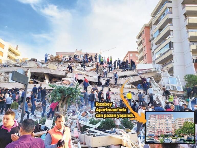 Deprem yıktı tsunami yuttu