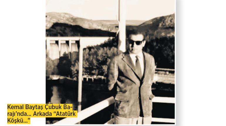 Baraj'da 'Atatürk Köşkü...'