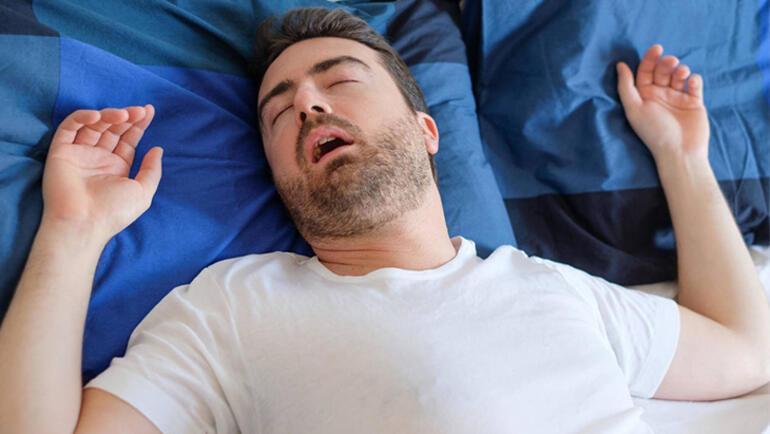 Pandemide alınan kilolar tıkayıcı uyku apnesine yol açıyor