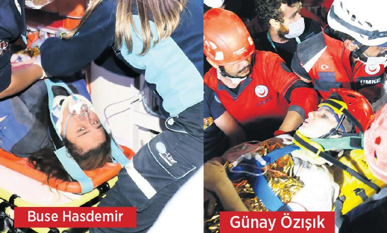 Türkiye nefesini tuttu, kurtarılmalarını izledi