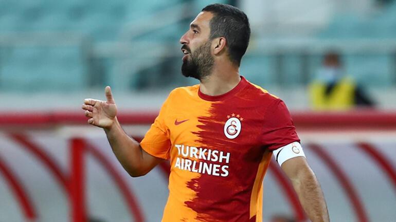 Galatasarayda flaş Arda Turan kararı Ankaragücü sonrası...