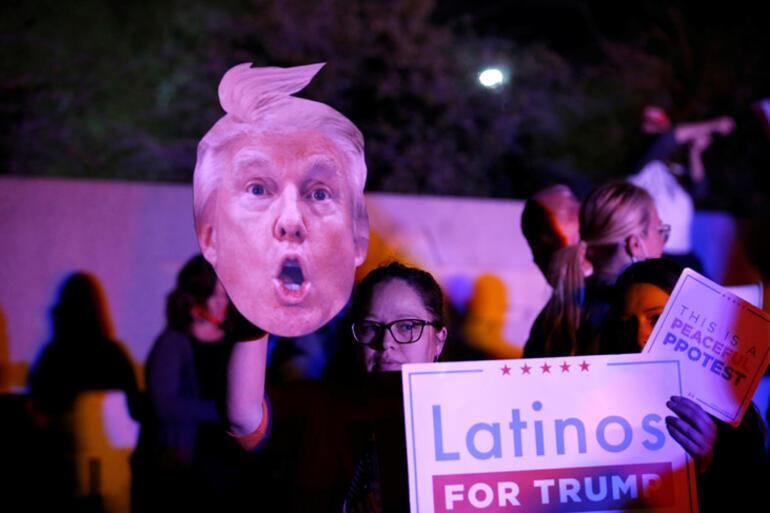 Son dakika: ABD seçim sonuçları dünyanın gündeminde Beklenen açıklama geldi...