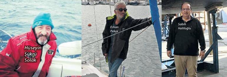 Depreme teknede yakalandılar