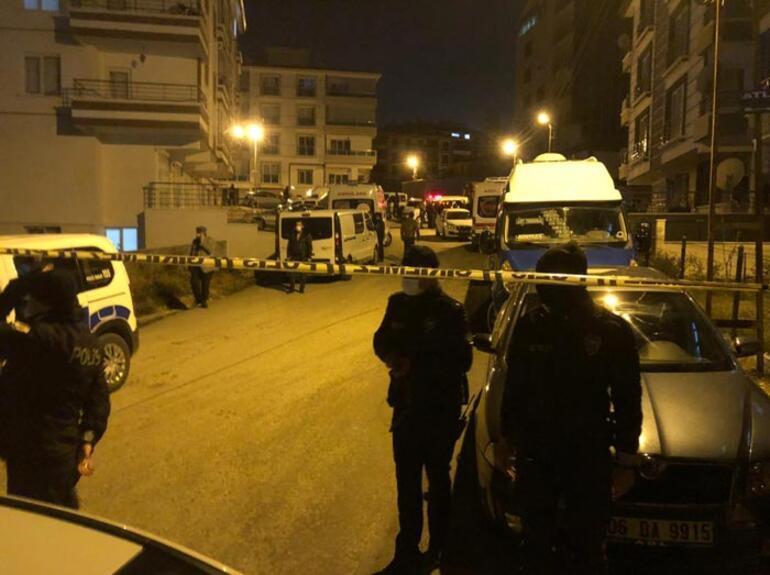 Son dakika: Tek kelimeyle vahşet Ankarada baba katliam yaptı