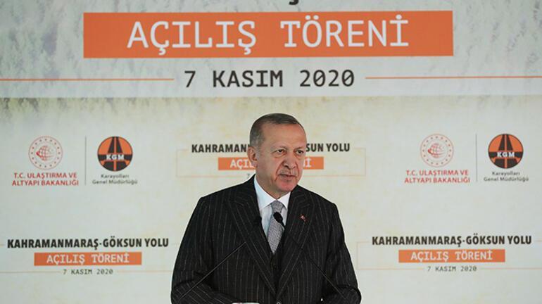 Son dakika Tarihi törende dikkat çeken ismi Erdoğan açıkladı: Gurur abidesi olacak