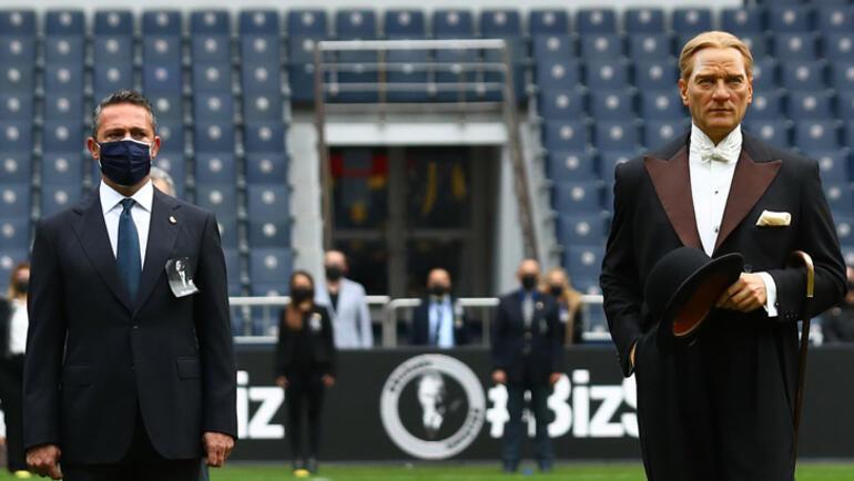 Fenerbahçe Kulübü, Büyük Önder Atatürkü andı