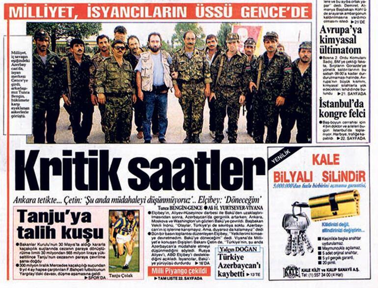 Azerbaycan yumruk gibi sımsıkı oldu ve kazandı