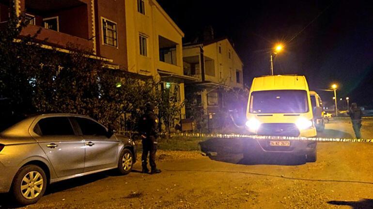 İstanbulda gece yarısı dehşet 2 ölü var...