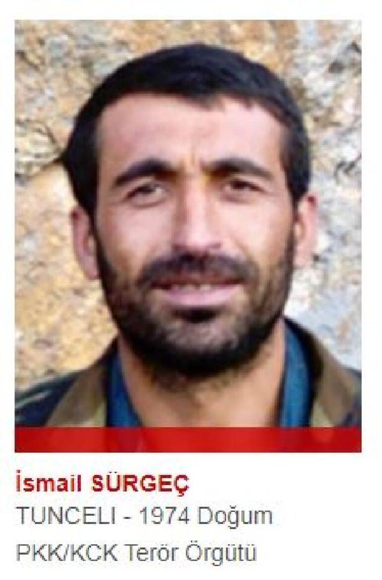 Son dakika... PKKnın Türkiyedeki 1 numaralı ismi Tuncelide böyle öldürüldü