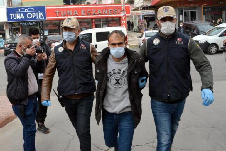 Tutuklanan HDP İlçe Başkanının, PKKnın dağ kadrosunda olduğu ortaya çıktı
