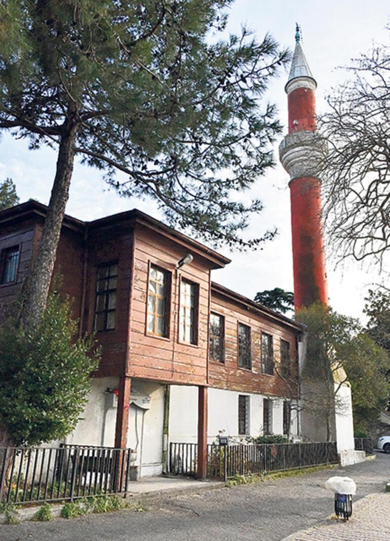 Vaniköy Camii vârise iade edildi