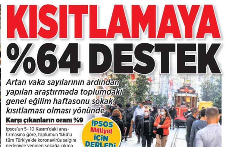 Cumhurbaşkanı Erdoğan, yeni Kovid-19 tedbirlerini açıkladı: Haftasonunda yasak, mekânlara sınırlama