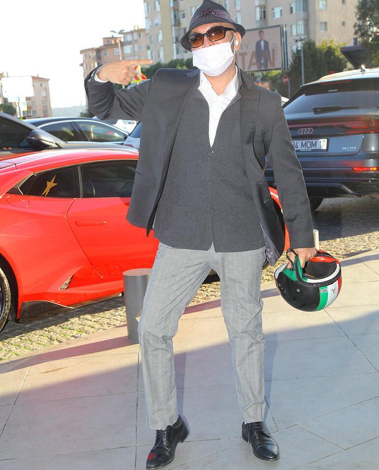Ceyhun Yılmaz: Çift maske takıyorum