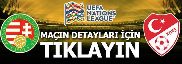 Son Dakika   A Milli Takım, Macaristana 1-0 mağlup oldu