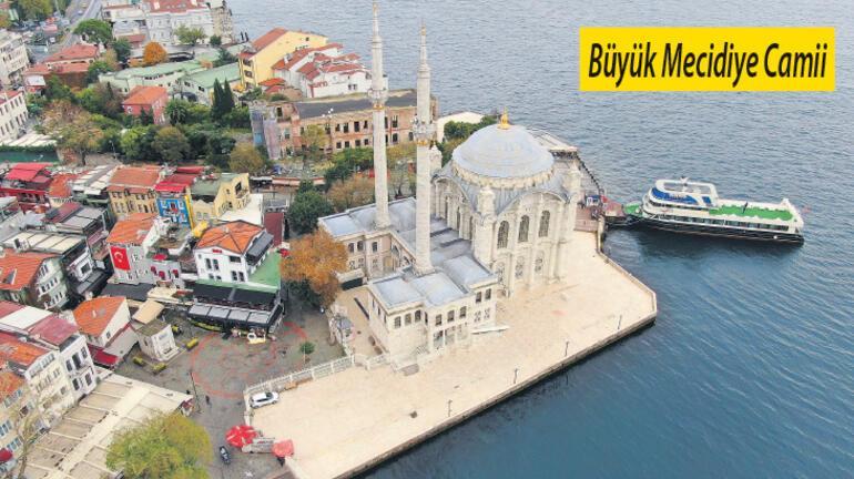 Boğaz'ın yalı camileri