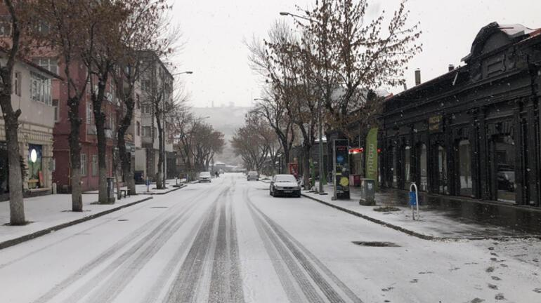 Son dakika I Meteoroloji il il uyardı Kar, yağmur...