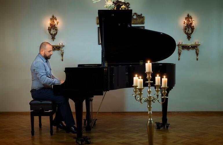 Piyano beni bana yeniden anlatan eşsiz bir enstrüman
