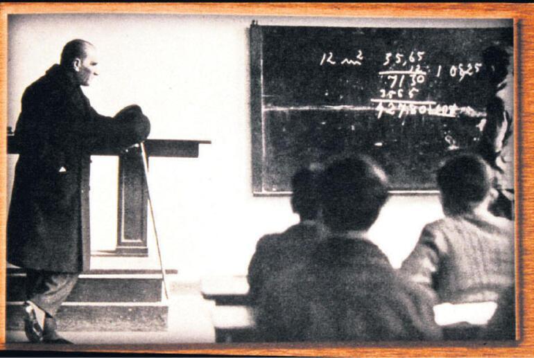 Başöğretmen hâlâ yolumuzu aydınlatıyor