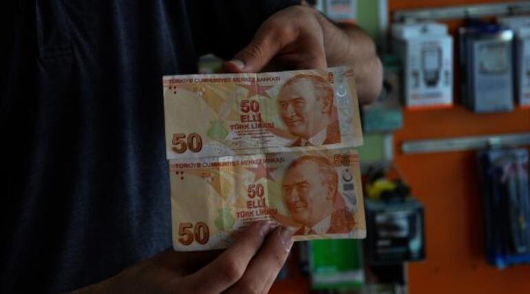 Hatalı basım 50 liraya 50 bin lira istiyor