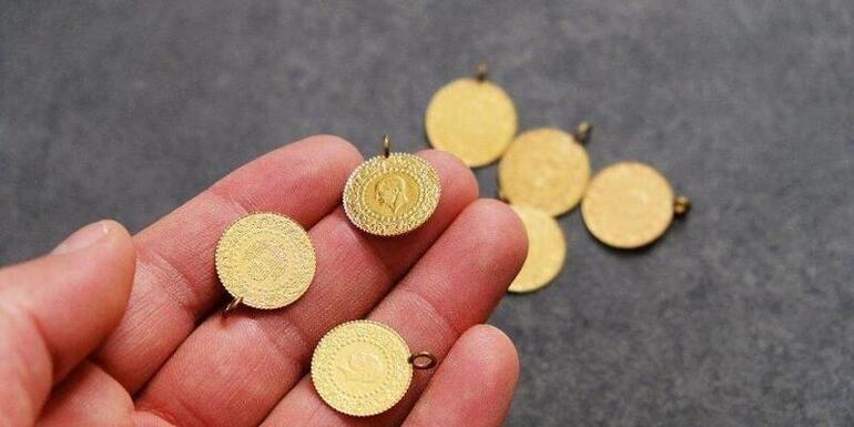 Altın fiyatları ne kadar Bugün gram, çeyrek altın fiyatı kaç lira