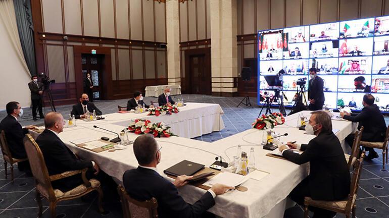 Son dakika... Cumhurbaşkanı Erdoğan açık açık ilan etti: Devlet başkanlığı seviyesinde