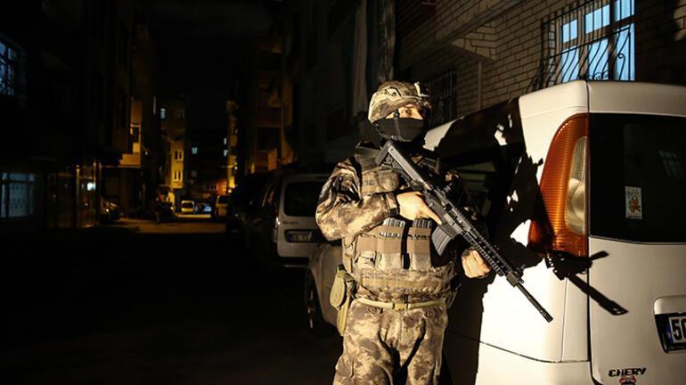 İstanbulda PKK/KCK operasyonu: Çok sayıda gözaltı var