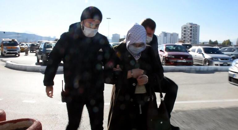 Bebeğini soğuk havada ölüme terk etmişti... Tutuklandı