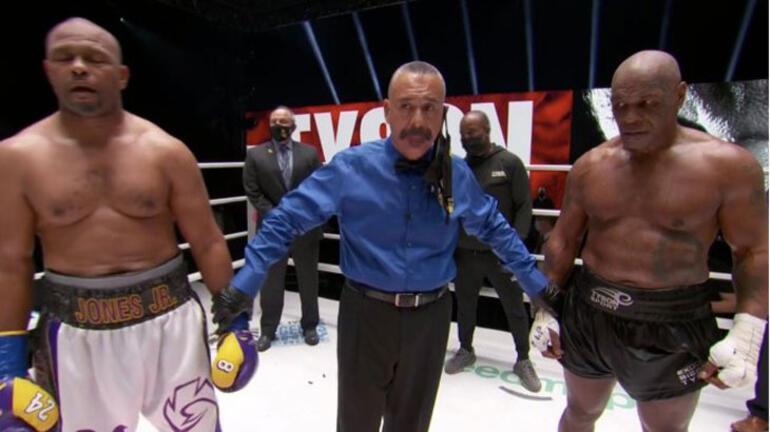 Son dakika - Mike Tyson 54 yaşında ringlere geri döndü
