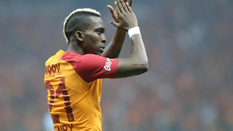 Son dakika - Galatasarayın gözdesi Henry Onyekuru kadro dışı bırakıldı