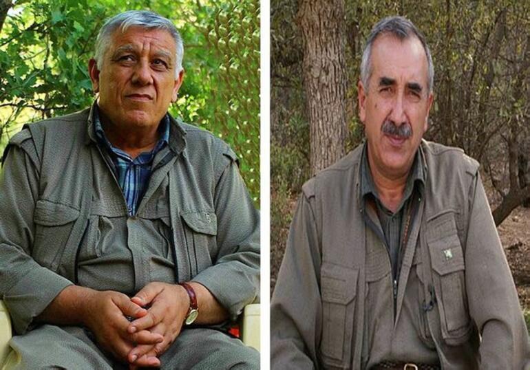 PKKda terörist Cemil Bayık şoku Kavga başladı...