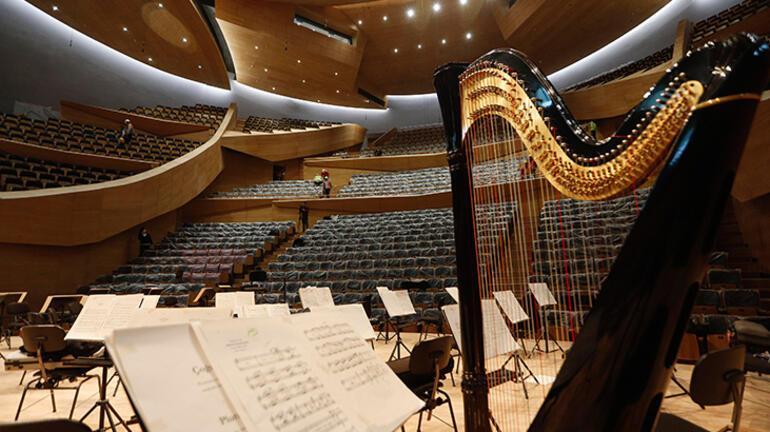 Son 2 gün Cumhurbaşkanlığı Senfoni Orkestrası binası açılışını Erdoğan yapacak