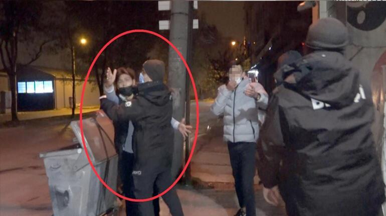 Son dakika... Sokağa çıkma yasağını ihlal eden boksör, gazetecinin burnunu kırdı