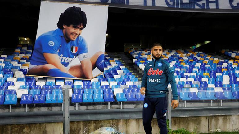 Son dakika - Stadın yeni ismi Diego Armando Maradona oldu Açıklandı...