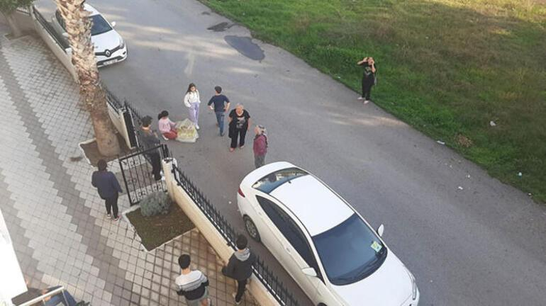 Son dakika haberi: Antalyada deprem 5.2 ile sallandı...