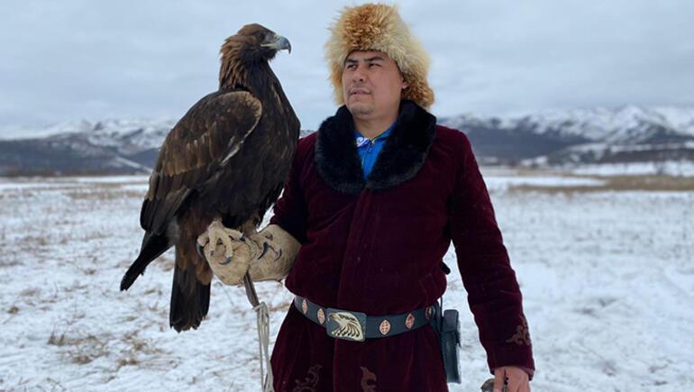 Kazakistanda binlerce yıllık gelenek sürdürülüyor