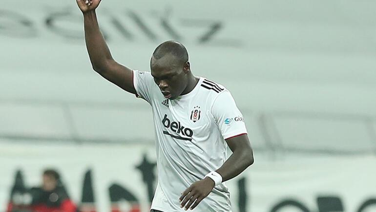 Son dakika - Beşiktaşta Aboubakar müthiş döndü