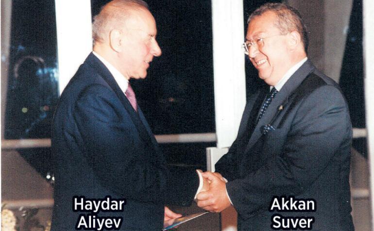 Haydar Aliyev'den Karabağ'a uzanan çizgi