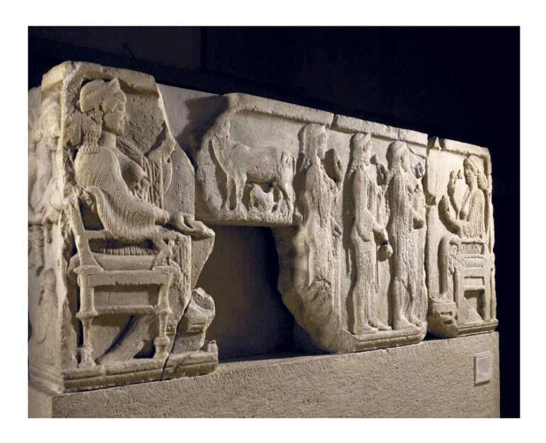 Anadolu'dan kaçırılan tarihi eserlerimiz