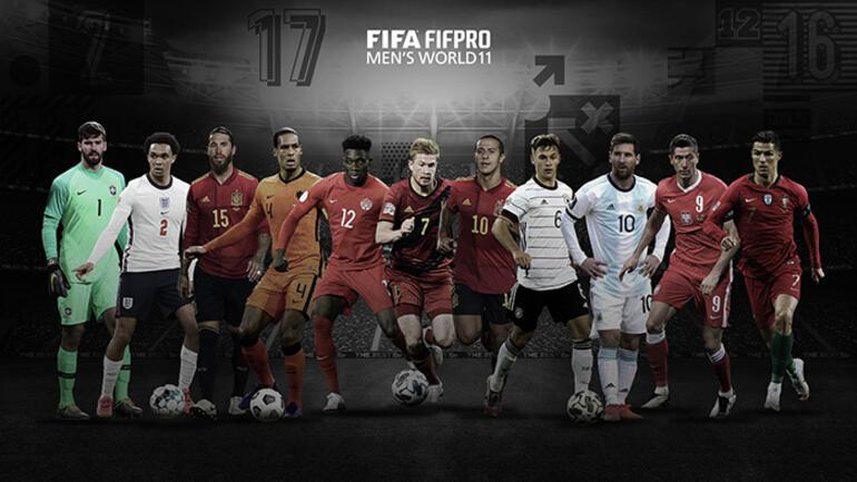 Son dakika - FIFA Yılın Futbolcusu ödülünü Robert Lewandowski kazandı