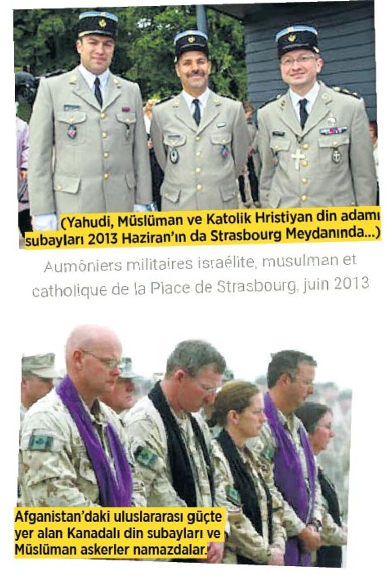 Fransa'da imam subaylar