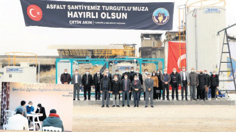Turgutlu'nun fark yaratan projeleri