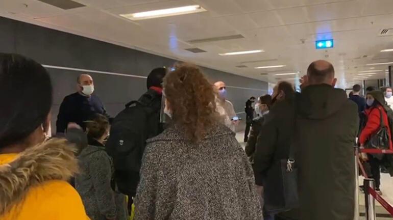 Sabiha Gökçen Havalimanı'nda korona testi tartışması