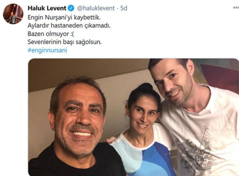 Son dakika...Türk Halk Müziği Sanatçısı Engin Nurşani hayatını kaybetti