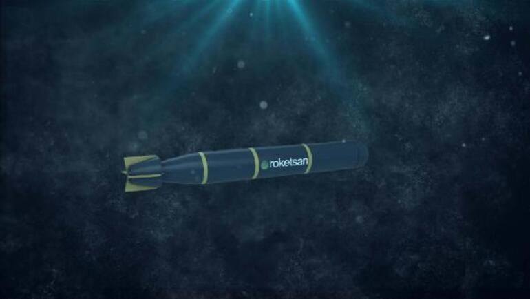 Son dakika... Mavi Vatan için yeni, yerli ve milli hafif torpido ORKA geliyor