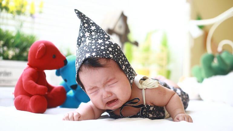 Kolik bebek nedir, belirtileri nelerdir Bebeklerde kolik ne zaman biter